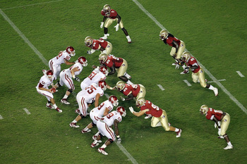 Florida State's defensive line will face a bigger, more physical Wake Forest OL