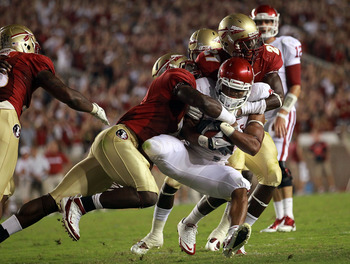 CB Xavier Rhodes and Seminoles will try to slow down Wake Forest's aerial attack