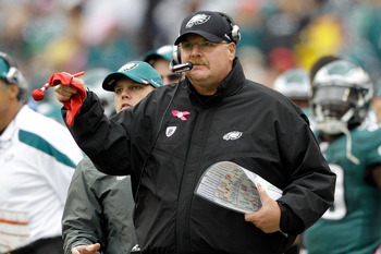 Will Andy Reid's seat get hot if the losses continue?