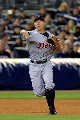 Brandon Inge is the only contract the Tigers would like to shed.