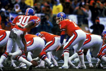 "John Elway's legend was built upon the foundation of ""The Drive"" in Cleveland during the 1986-87 AFC Championship game."