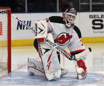 Martin Brodeur knows he has to be superb or the playoffs will be nothing but a pipe dream for the Devils.