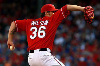 CJ Wilson
