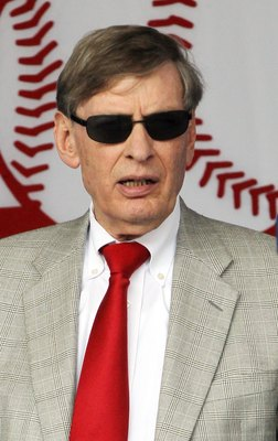 Bud Selig seems motivated  to get this thing done.