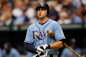 One word for Longoria's postseason performances: choke