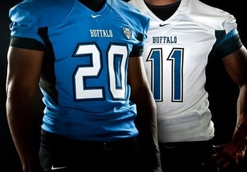 buffalo put on these new uniforms and they are awesome the black and