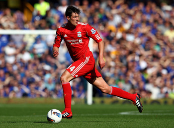 Martin Kelly is one Liverpool's best kept secrets.