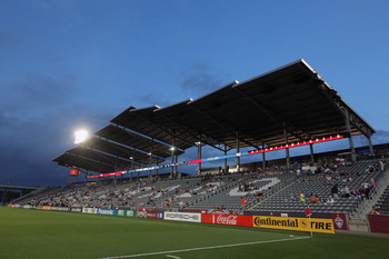 Dick's Sporting Goods Park, Commerce City, Colo.