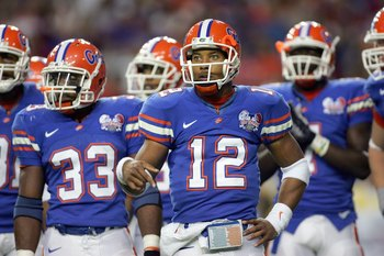 The Florida Gators were 2006 National Champions