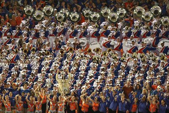 The Florida Gators beat Oklahoma for the 2008 National Championship