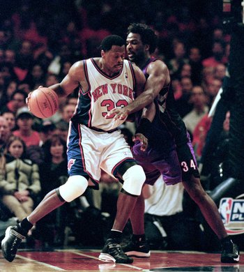 Ewing adjusted his game to suit the needs of his body