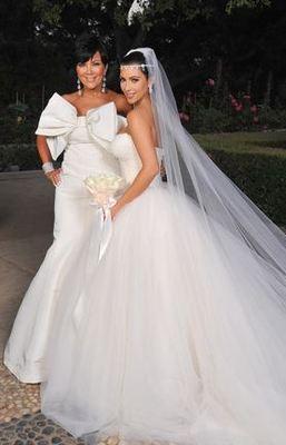 Vera Wang Wedding Dresses Khloe Kardashian
