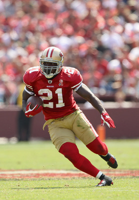 For the second straight week, Frank Gore had over 100 yards
