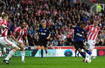Nani has been in fine form for United so far this season