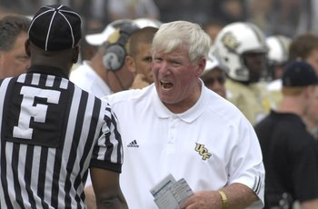Despite his misrepresentations on his resume before being hired by Notre Dame, George O'Leary has proven himself time and time again, including a Liberty Bowl victory over Georgia with UCF.