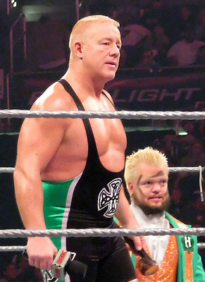 Finlay & Hornswoggle (Photo by Andrea90 at Wikimedia Commons)