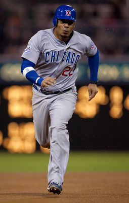 Pena could be on the move depending on what the Cubs do.