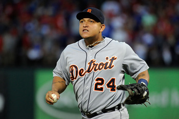 Does Miguel Cabrera need some more help?