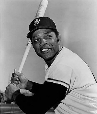Willie Mays is arguably the greatest player of all time.