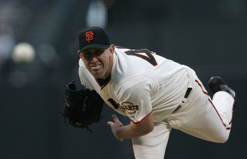 Kirk Rueter was an excellent pitcher for the Giants
