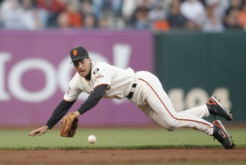 Omar Vizquel was a joy to watch in the field