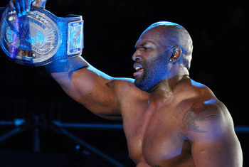Ezekiel Jackson and Mason Ryan would makea monster team for the ages