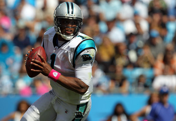 Cam Newton has enjoyed a fantastic start to his NFL career.