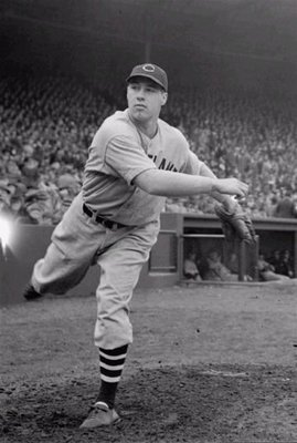 Bob Feller threw the only opening-day no-hitter in history in 1940