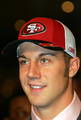 Alex Smith - First Overall Pick