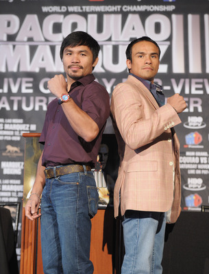 Manny Pacquiao vs Juan Manuel Marquez: 10 Reason Marquez Could Score ...