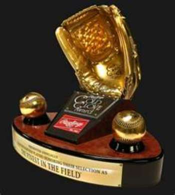 The Rawlings Gold Glove