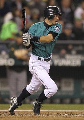 If Ichiro spent more time in Seattle he could have made a run at the all time hits record.