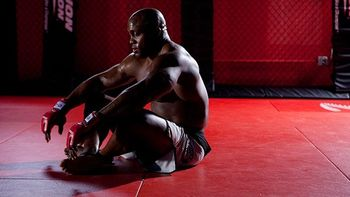 Bobby Lashley - Esther Lin/Showtime