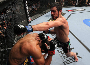 Kenny Florian (R) - Josh Hedges/Zuffa, LLC