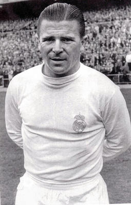 Legendary leader, Puskas