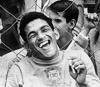 Fun loving Garrincha