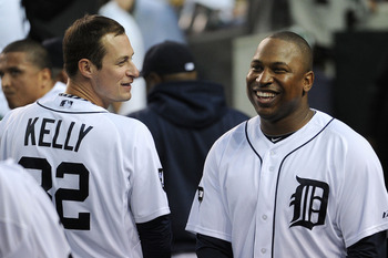 Two Tiger outfielders that have made a lot of money for themselves.