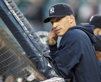 Joe Girardi has openly stated that the rotation is a priority during the offseason.
