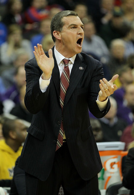 Maryland head coach Mark Turgeon