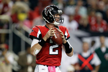 The Falcons scored 17 in the final quarter.