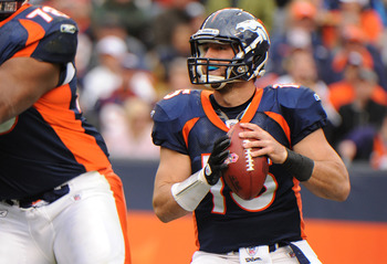 It's Tebow Time for the Broncos and the city of Denver.
