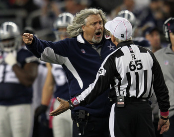 Rob Ryan had a similar reaction after New England's game-winning touchdown; Tom Brady will do that to you