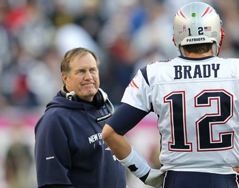 With the win, Bill Belichick and Tom Brady became the winningest coach-quarterback tandem in league history