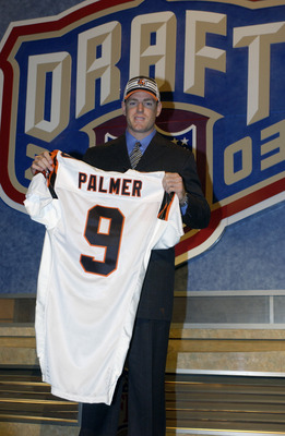Palmer has gone through a lot since being drafted by the Bengals.