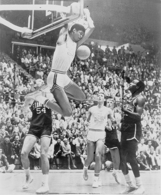 Lew Alcindor. Photo credit: Wikimedia Commons