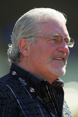San Francisco Giants GM Brian Sabean
