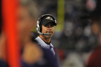 The Nov. 24 game against the Ravens and John Harbaugh appears to be the toughest on the 49ers schedule.