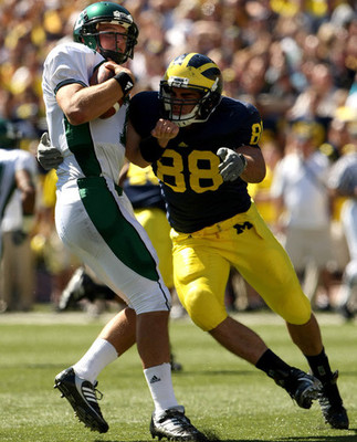 Craig Roh leads the Wolverines in TFL