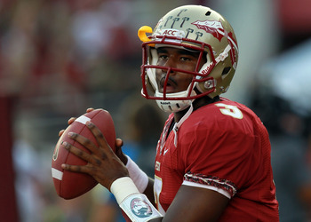 QB EJ Manuel is one of several 'Noles starters to miss significant action due to injury