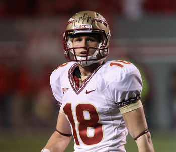 K Dustin Hopkins has been one of FSU's bright spots through the halfway point of the season